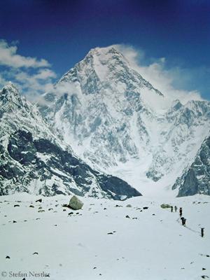 Гашербрум IV высотой 7932 метра