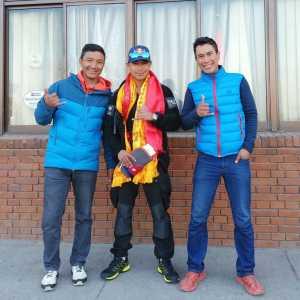Зима на Манаслу: к восьмому по высоте восьмитысячнику мира отправилась непальская команда