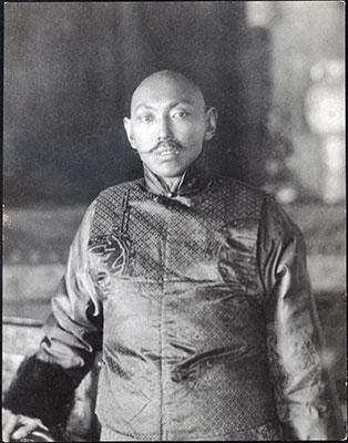 Тубтен Гьяцо, тринадцатый Далай-лама