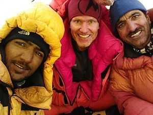 Пакистанско-исландская команда поднялась во второй высотный лагерь на восьмитысячнике К2