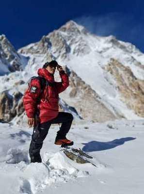 Возможная смена планов в команде Нирмала Пурджи в зимней экспедиции на восьмитысячник К2?