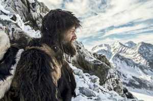 Этци, вероятно видел непокрытые льдом Альпы