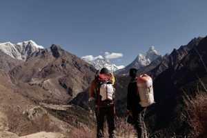 В Гималаях стартовала первая арабская зимняя экспедиция
