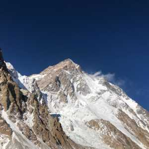 Мингма Шерпа готов свернуть экспедицию на восьмитысячнике К2, если его палатки в высотном лагере разбил шторм