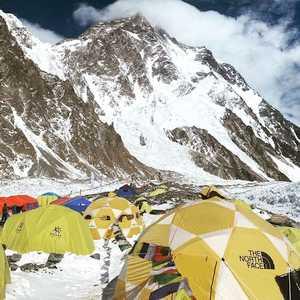 Все 10 непальских альпиниста благополучно спустились до четвертого лагеря на восьмитысячнике К2