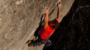 Роланд Вагнер в 41 год проходит свой первый маршрут категории 9а/+