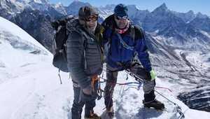 На восьмитысячнике Броуд-Пик пропал без вести американский альпинист Алекс Гольдфарб