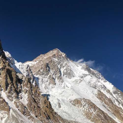 Восьмитысячник К2. Фото Mingma Gyalje Sherpa