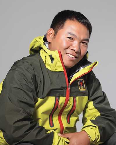 Мингма Шерпа (Mingma Sherpa)