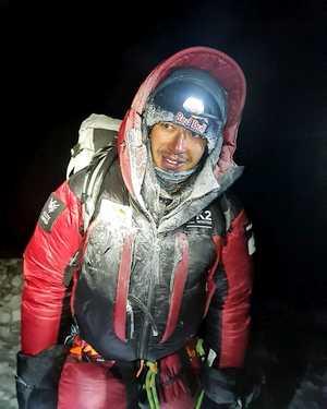 Вопрос закрыт: Нирмал Пурджа утверждает, что поднялся на вершину восьмитысячника К2 без использования кислородных баллонов!