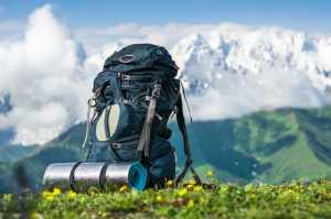 Как упаковать рюкзак для похода?