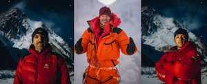 Зимние экспедиции на восьмитысячник К2: команда Джона Снорри в третьем высотном лагере в ожидании штурма вершины