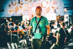 Эдди Фоук: спортивное скалолазание сквозь призму фотоаппарата