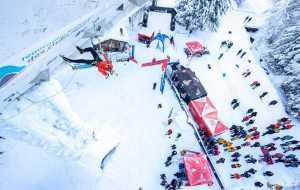 Во Франции прошел чемпионат Европы по ледолазанию
