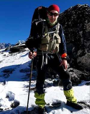 Тело погибшего американского альпиниста Алекса Гольдфарба останется на склоне горы Пастор Пик