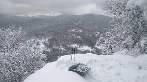 Перше автономне соло-прохождення найдовшого гірського маршруту України: День 8. Втрата саней