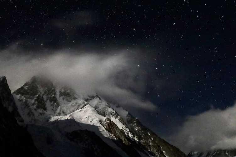 К2 (K2 / Chogori, 8611м). Фото Tamara Lunger