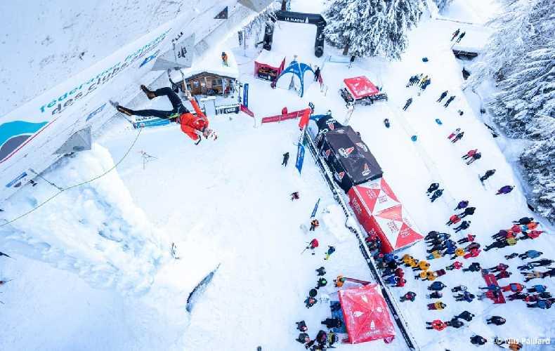 22-24 января во французском городе Шампани-ен-Ванойс (Champagny en Vanoise) состоялся чемпионат Европы по ледолазанию.