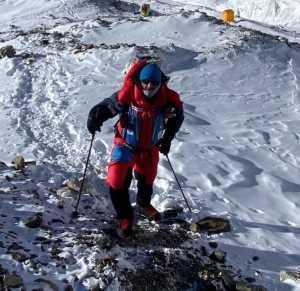 Зимние экспедиции на восьмитысячник К2: Маттео Конте планирует одиночное бескислородное восхождение на вершину