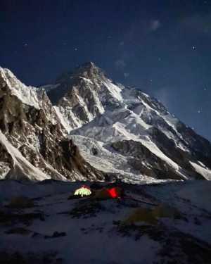 Зимние экспедиции на восьмитысячник К2: Положение команд на текущий день