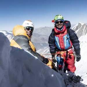 Зимние экспедиции на восьмитысячник Манаслу: непальская команда завершает экспедицию!