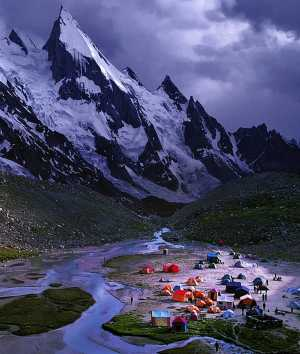 Польская команда прибыла в Пакистан. Цель - первое польское и второе в истории зимнее восхождение на гору Лайла Пик
