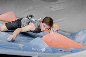 Как готовится к Олимпиаде в Токио 17-летний скалолаз Колин Даффи