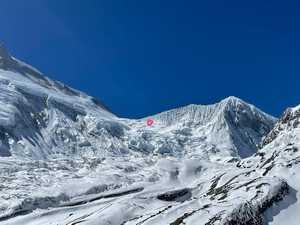 Зимняя экспедиция на восьмитысячник Манаслу: борьба за каждый метр
