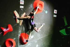 Спортивное скалолазание возвращается к соревнованиям в апреле