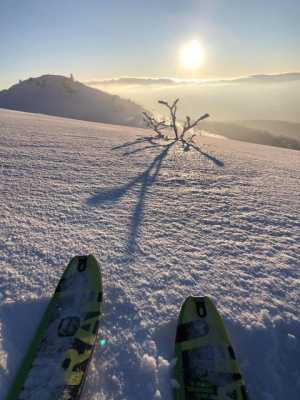 Перша лижна соло експедиція через Українські Карпати: Карпатська Лапландія