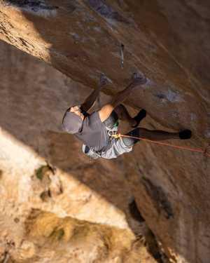 Джонатан Флёр повторяет маршрут «La Rambla» категории 9a+