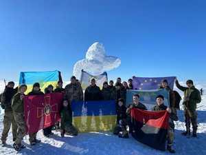 Вперше в Україні, серед закладів освіти з військовою підготовкою, курсанти тернопільського коледжу піднялись на Говерлу