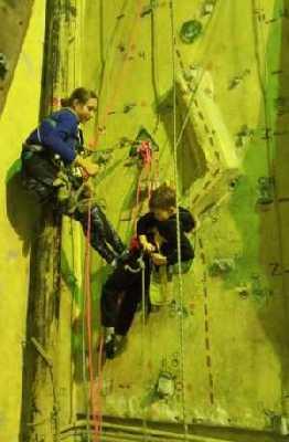 В Харькове состоится Чемпионат города по альпинизму