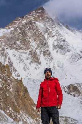 Саджид Али возглавит поисковые работы на восьмитысячнике К2 а также организует уборку склона горы от мусора