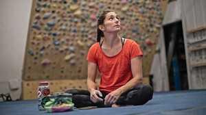 Олимпийские тренировки Кайры Конди
