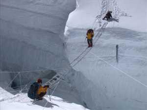 Непал начинает прокладку маршрута на Эвересте