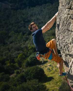 Себастьян Буин открывает новый, один из сложнейших в мире маршрутов: