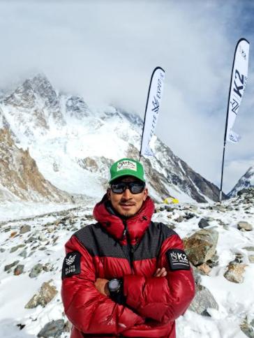 Гельже Шерпа (Gelje Sherpa)