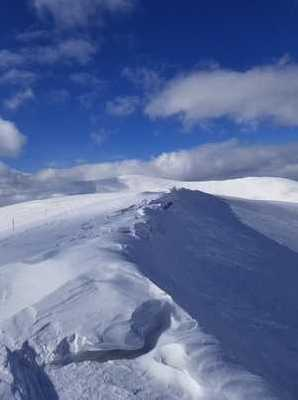 Боржава: Снеголавинная информация