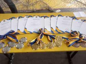В Кременчуге прошел студенческий Чемпионат Украины по скалолазанию