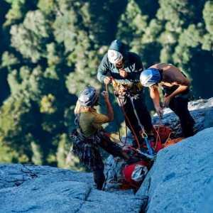 Новый маршрут в Патагонии: чилийские альпинисты открывают северную стену горы Хуинай