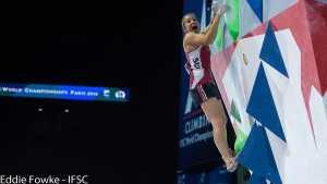 Олимпийские тренировки Петры Клинглер