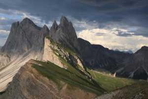 Из-за глобального потепления Альпы становятся более хрупкими