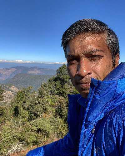 Арджун Ваджпа (Arjun Vajpai)