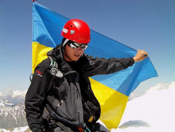 Сергей Храпко (г. Киев) - Чемпион Украины по альпинизму в высотном классе за 2018 год