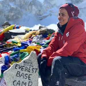 Катарская альпинистка планирует историческое восхождение на Эверест