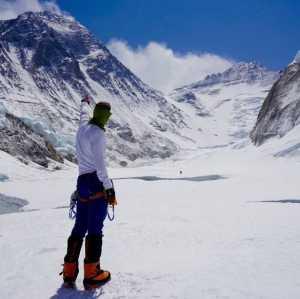 Колин О'Брейди планирует пройти «траверс» Эверест-Лхоцзе без использования кислородных баллонов