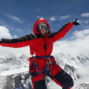На восьмитысячник Лхоцзе за рекордом: Татьяна Абрамсон планирует стать первой израильтянкой на вершине этой горы