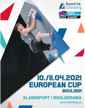Украинские скалолазы примут участие в первом Кубке Европы 2021 года в Австрии