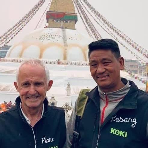 69-летний Марк Батард: Аннапурна как следующий этап перед Эверестом